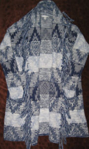 american eagle cardigan, size medium