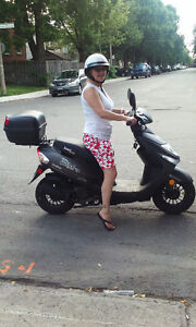 a vandre scooter
