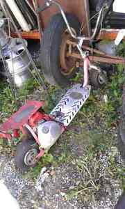 Gas scooter for parts or repair