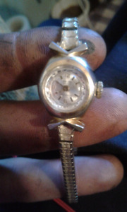 Vintage woman's watches