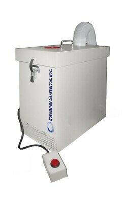 Brand New Integral Systems Dental Dust Collector Isi-v808b