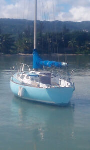 30 ft Morgan located in Montego Bay Jamaica