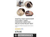 spa foot massager