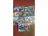 PlayStation Portable Games - 14 titles - List in description.