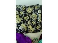 Metallic flower skirt size 12