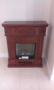Paramount Indoor Electric Fireplace