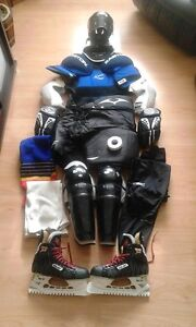Equipement hockey complet SR/Large