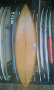 Vintage Summer Cloud Single Fin Mullaway Coffs Harbour Area Preview