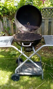 Charcoal BBQ purchased for 250 last year