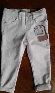 Baby Zara Brand New Stretch Skinny Jeans