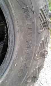 Kumho road venture mt's. Lt265/70r17 Kawartha Lakes Peterborough Area image 5