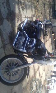 883cc Harley Davidson Sportser