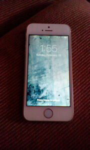 iPhone 5S 16Gig Gold