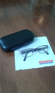 Bench purple reading glasses for kids-from Costco
