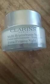 **CLARINS extra-firm night cream