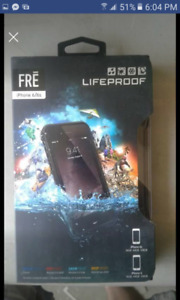 IPHONE 6/6S LIFE PROOF CASE NEW