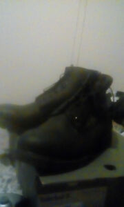 Size 15 Timberlands Black never worn.
