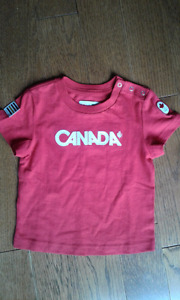 Babies Canada T-Shirt Worn Once