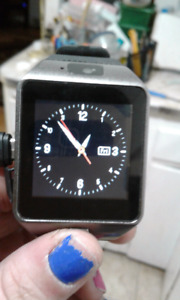 Smart  phone watches and fit bits