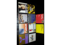 12 DANCE CD SINGLE, 2 DJ TIESTO, M&S PRESENTS, TIMO MAAS, 2 PEOPLE......