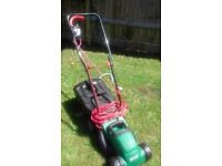 Qualcast lawnmower as good as new