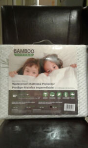Waterproof Mattress Protector Queen and Twin available