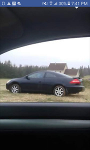2003 Honda Accord Coupe PART OUT