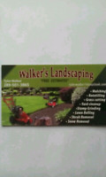 Walkers Landscaping and Stump Grinding!!  Call 289-501-3865