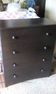 Baby dresser and change table for sale