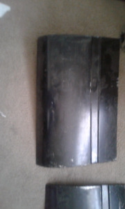 Cab  coners  for 1989 to 1999 chev or gmc trucks   ex cab