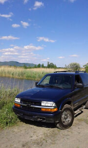 2005 Chevrolet Blazer 2 porte 4x4
