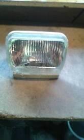 Headlamp for Austin alegro, mk1 Capri or Hillman avenger