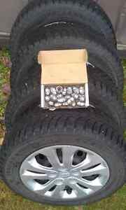 winter tires for sale Prince George British Columbia image 3