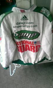ale Earnhardt Jr National Guard jacket