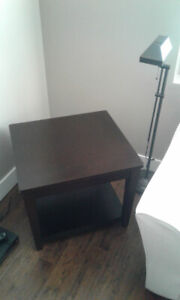 Wood End Table - *Final reduction*