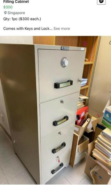 Eiko Fire Resistance safe for sale @$250 each
