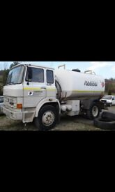 IVECO TURBOSTAR FUEL Tanker 12500liters Left Hand Drive Orginal 41 000kilometers Only Done Like New
