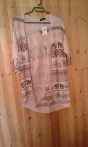 Brand New cardigan from eclipse