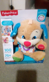 Fisher price smart stages puppy brand new in box