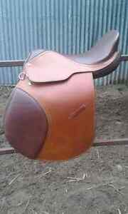 Brand New Leather Saddle Ashford Inverell Area Preview