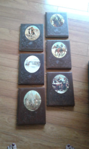 Entire collection of The Old West books