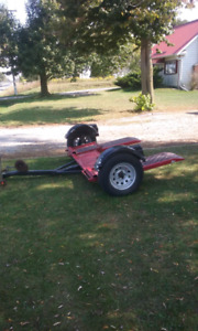 car dolly for rent $50 a day 2 inch Bolt