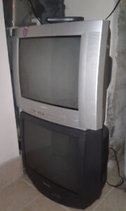 2 Tvs for $5