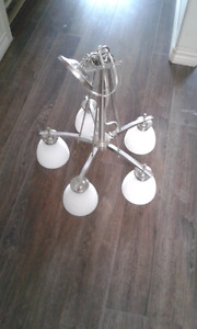 Brand New Modern 5 Lights Chandeliar