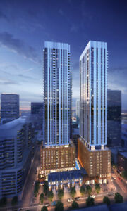 Encore District Condos  Selling at Adelaide St W & Spadina Ave