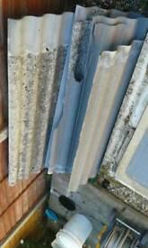 Garage concrete tiles...