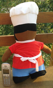 "SOUTH PARK CHEF 12"" PLUSH TOY DOLL FIGURE NANCO MWT Gatineau Ottawa / Gatineau Area image 3"
