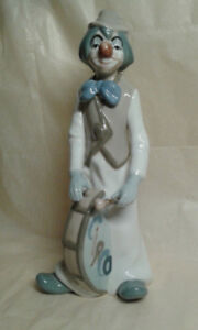 Casades Ceramic Clown