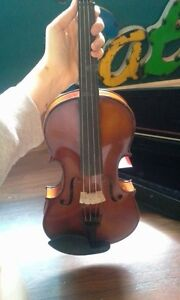BRAND NEW Violin with case and strings in perfect condition