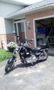 1985 FXRS 7500$ into it!!! Trade for enclosed trailer apx 6x10